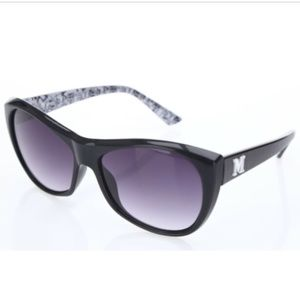 Missoni Black Grey Gradient Sunglasses 58mm